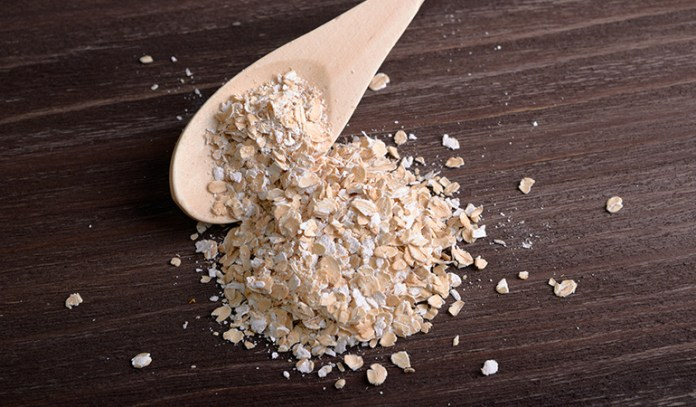 Oats improve digestion and help lose weight.