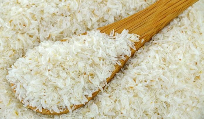 Psyllium husk relieves husk constipation and diarrhea