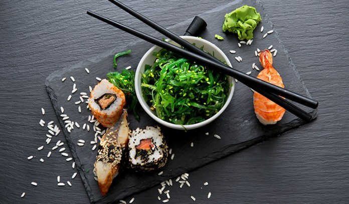 Eliminate salt in your food with seaweed