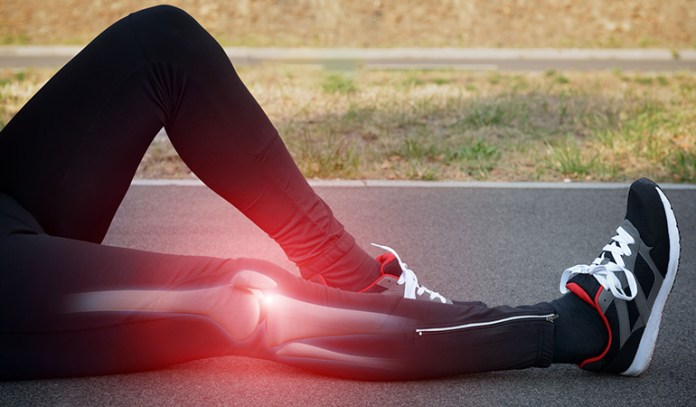 Excessive running puts a lot of pressure on the knee joint