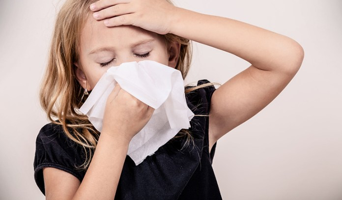 A Runny Nose Is A Symptom Of Fifth Disease