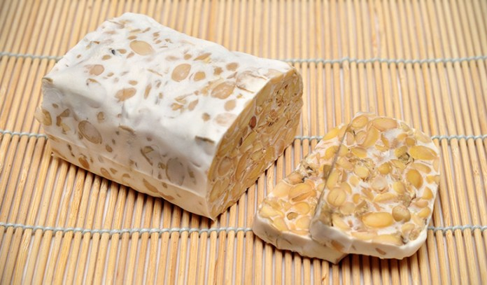 Tempeh is an ideal protein source for vegans