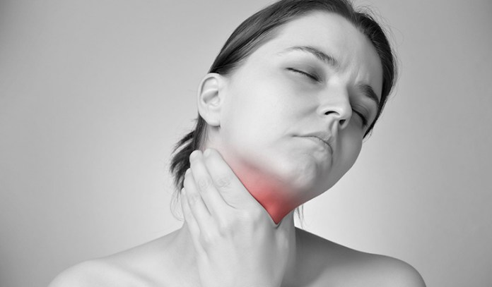 A low-iodine diet and exposure to radiation may lead to thyroid cancer