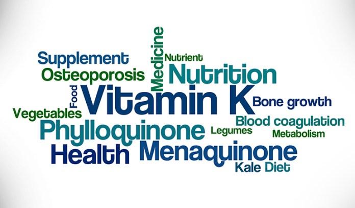 Vitamin K2 Is Also Known As Menaquinone
