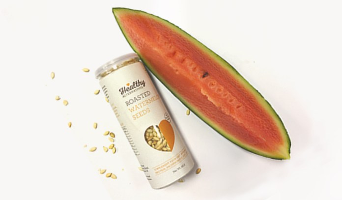 Roasted Watermelon Seeds from Nature's Basket