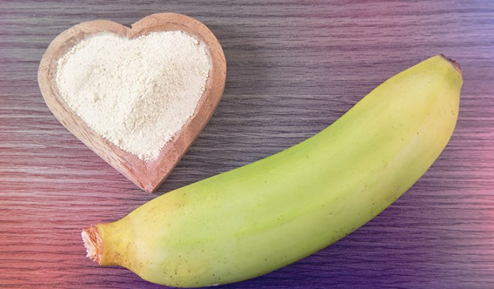 (Resistant starch resistant is found in some of the most common sources of carbohydrate-based foods