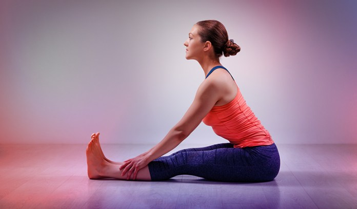 Strengthen your spine with yoga and other exercises