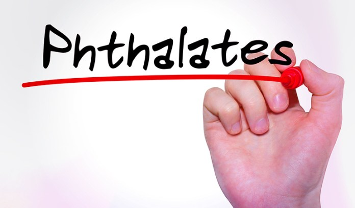 Phthalates are chemicals that can cause ovarian aging, obesity, and a drop in sperm count.