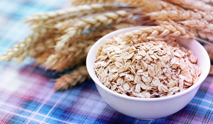 Oats are naturally gluten-free and provides vitamin D