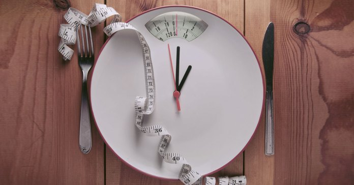 Exercising and eating right can help you maintain the ideal weight