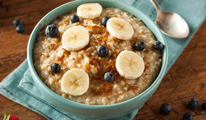 Oatmeal And Protein Powder