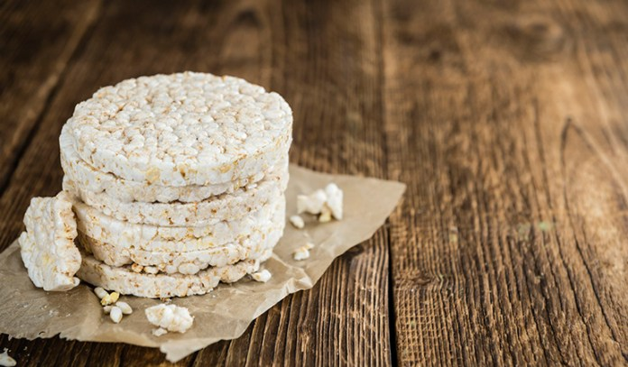 Rice cakes are low in nutrition making them unhealthy foods
