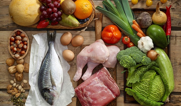 The South Beach diet is rich in low-glycemic-index carbs, lean proteins, and unsaturated fats