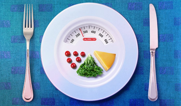 An average dietary recommendation on calorie intake has been made by the USDA