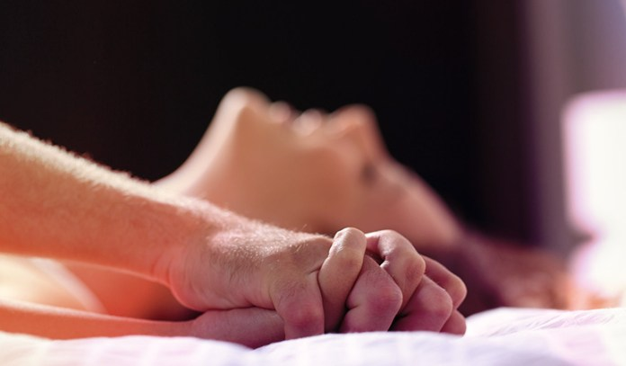 You can initiate sex with your partner