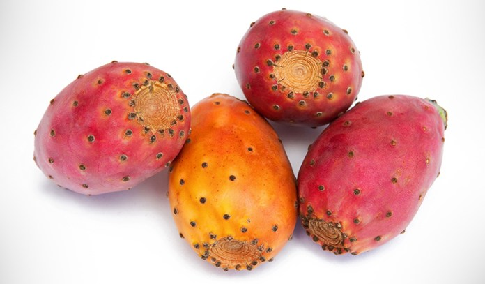 Prickly pears are rich in magnesium.