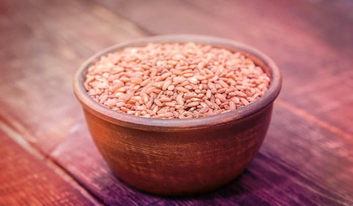 One cup of long-grained brown rice has 19 mcg of selenium.
