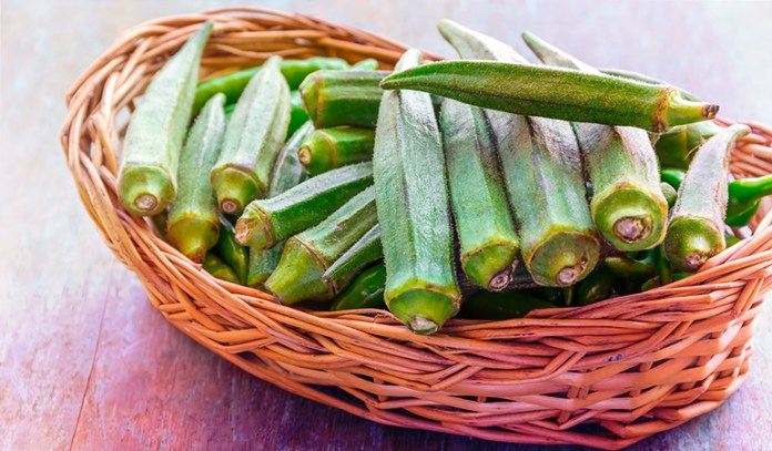 1 cup of okra: 29 mg of magnesium (6.9% DV)