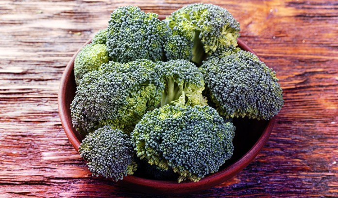 One cup of steamed broccoli gives you 120 mcg RAE of vitamin A.