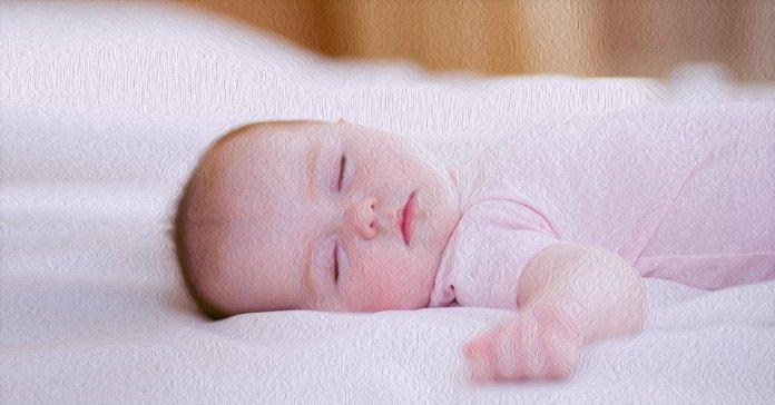 Reasons why babies sleep so much.