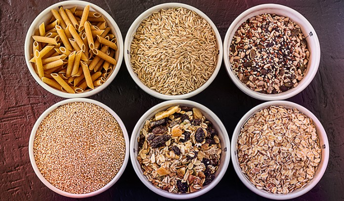 On an average whole grains contain 5–30 ng/g of vanadium.