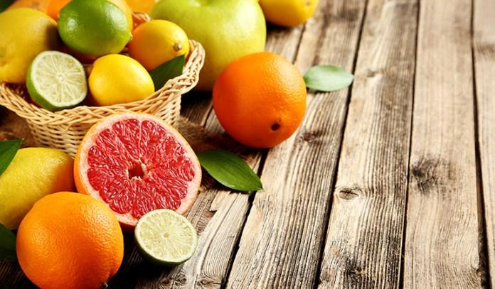 Oranges, 1 cup: 95.8 mg of vitamin C (106.4% DV)