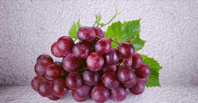 Red grapes are good for your heart, eyes, and immune system.