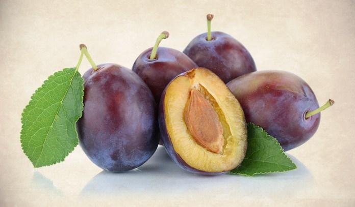 Half a cup of prunes has 51.75 mcg of vitamin K (43.1% DV).