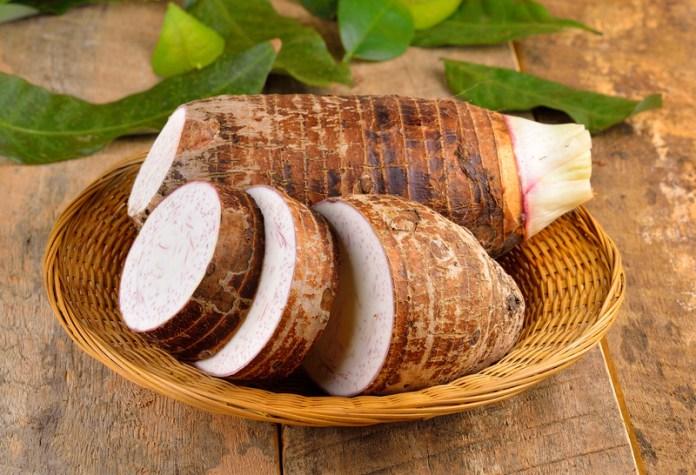 Health benefits of taro root.