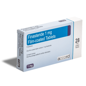 4 weeks – Finasteride (1 mg) (only for MEN)