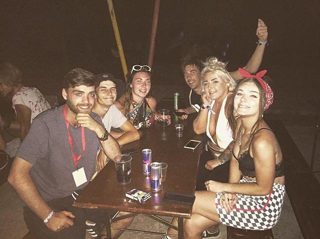 Jasmine and friends