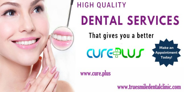 High Quality Dental Clinic Service – Cureplus