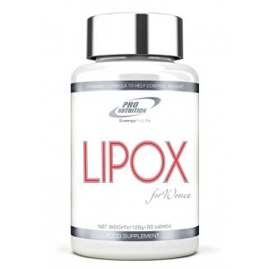 lipox pronutrition , arzator grasimi natural , slabeste sanatos