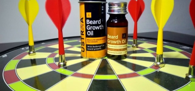 Ustra Beard Growth Oil