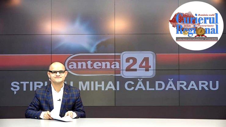 Un tânăr crescut în orfelinate va prezenta știrile Antena24. Ajuns adult a ajutat copiii si bătrânii nevoiași 1