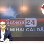 Un tânăr crescut în orfelinate va prezenta știrile Antena24. Ajuns adult a ajutat copiii si bătrânii nevoiași 4