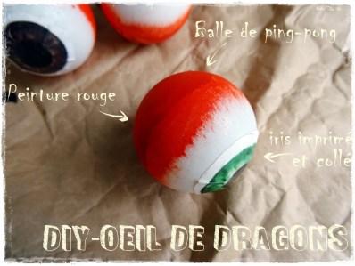 Oeil de Dragons DIY