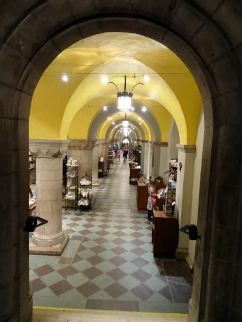 Cathédrale de Washington-Boutique souvenirs
