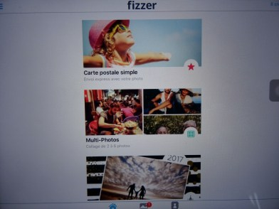 Appli Fizzer-Carte