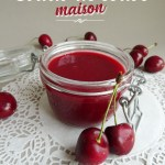 Coulis de cerise-Thermomix