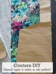 Couture DIY : copier et coudre sa robe préférée!