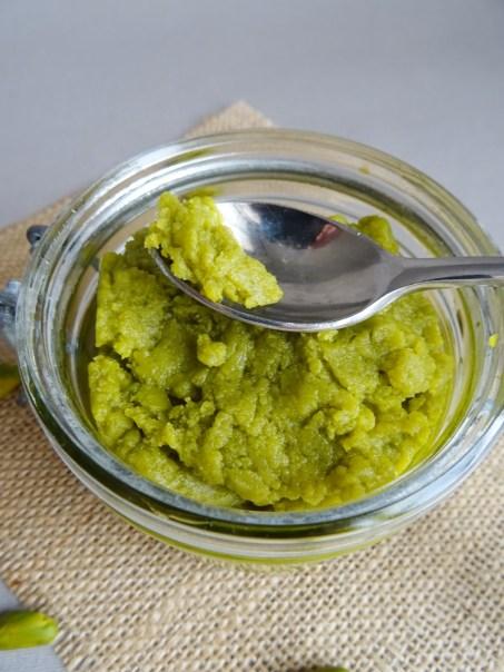 Pâte à pistache thermomix