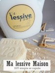 Lessive Maison-DIY simple et rapide