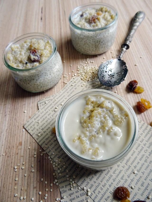Quinoa Thermomix
