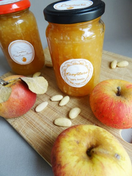 confiture pomme thermomix