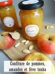 Confiture de pomme, amande et fève tonka. Recette Saveurs Thermomix #6