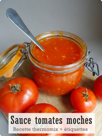 sauce tomate thermomix