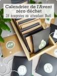Calendrier de l'Avent Zéro Déchet-DIY