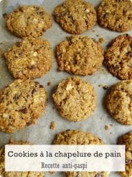 cookies chapelure pain