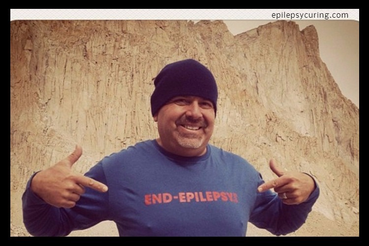Epilepsy Survivor: No Longer Afraid to Talk About Epilepsy